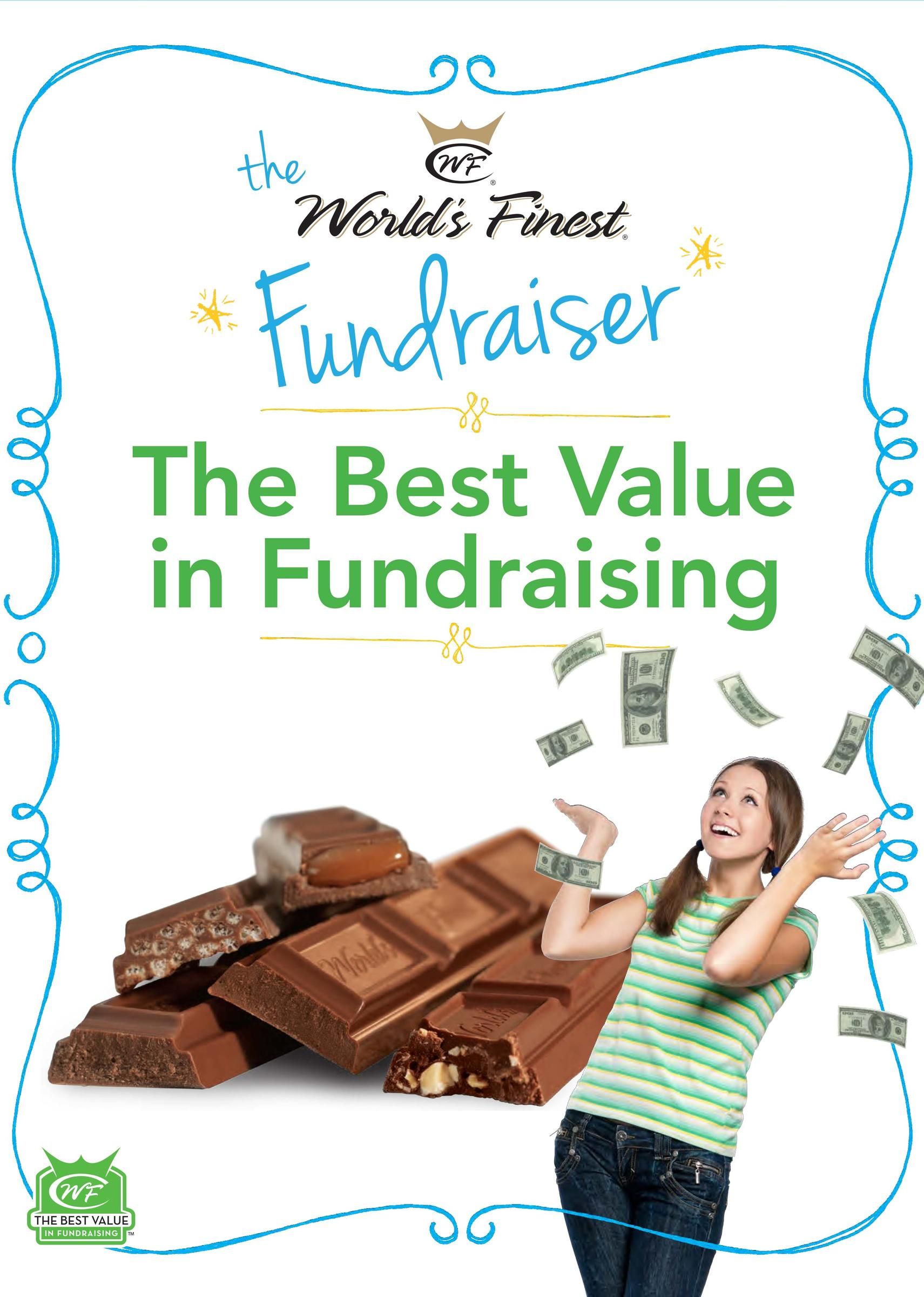 Worlds Finest Chocolate Fundraising and Brochure For Kansas